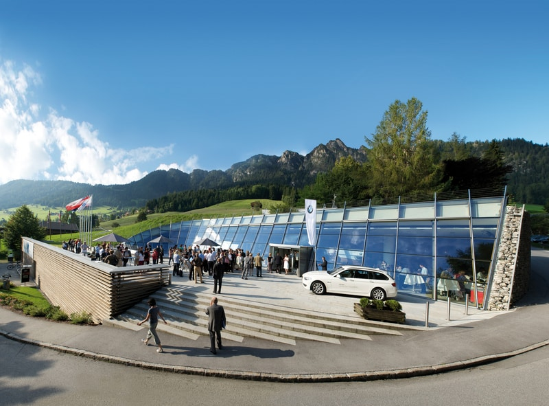 Bevenue Beratungsprojekt Alpbach Congress Centrum
