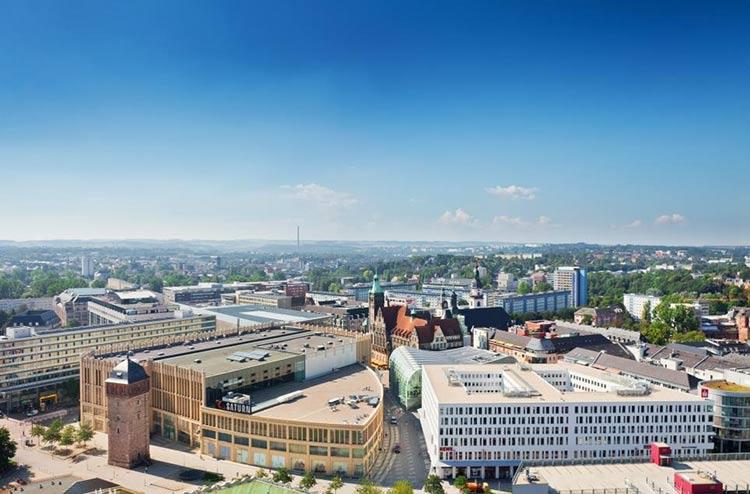 Bevenue Beratungsprojekt Chemnitz - Potenzialstudie Kongressstandort