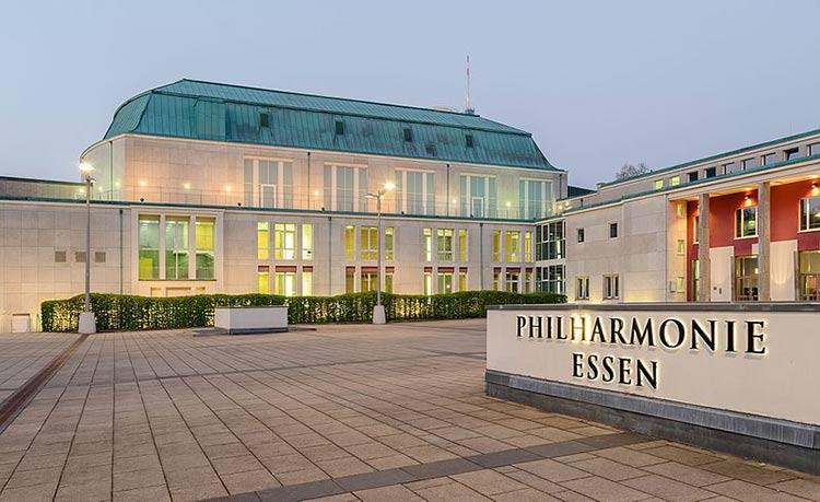 Bevenue Beratungsprojekt Philharmonie Essen