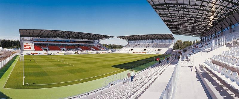 Bevenue Beratungsprojekt Stadion Essen