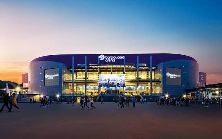 Bevenue Beratungsprojekt Hamburg - Barclaycard Arena