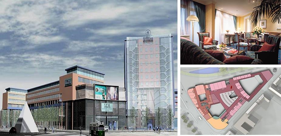 Bevenue Beratungsprojekt Hotelentwicklung Kongresszentrum