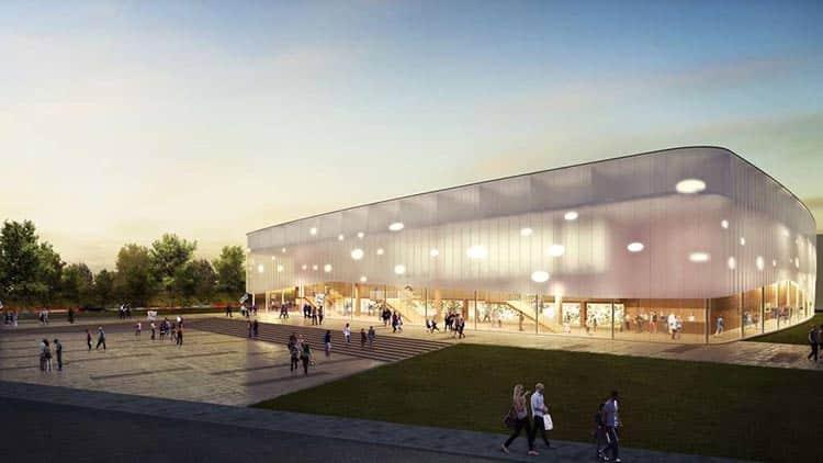 Bevenue Beratungsprojekt Heidelberg Großsporthalle