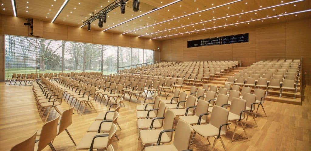 Bevenue Beratungsprojekt Aula & Forum Bildungscampus Heilbronn