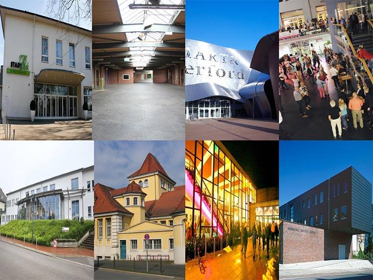 Bevenue Beratungsprojekt Herford - Potenzialstudie Veranstaltungsstätten