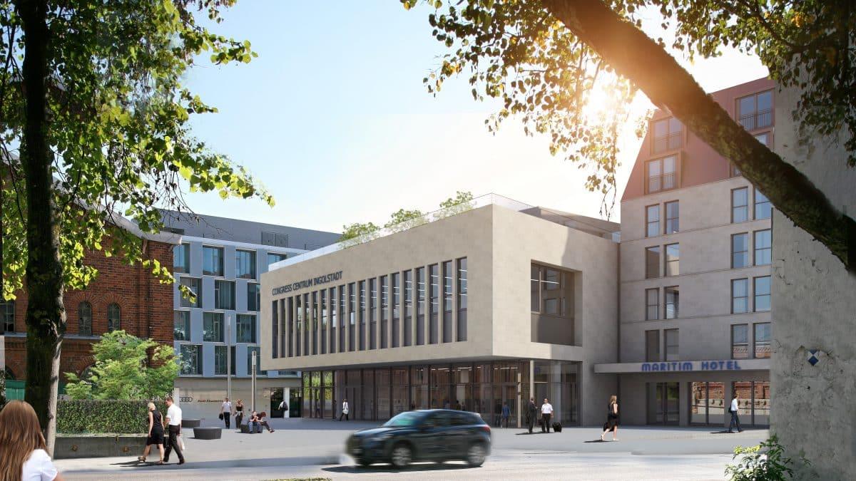 Bevenue Beratungsprojekt Hotel & Kongresszentrum Ingolstadt