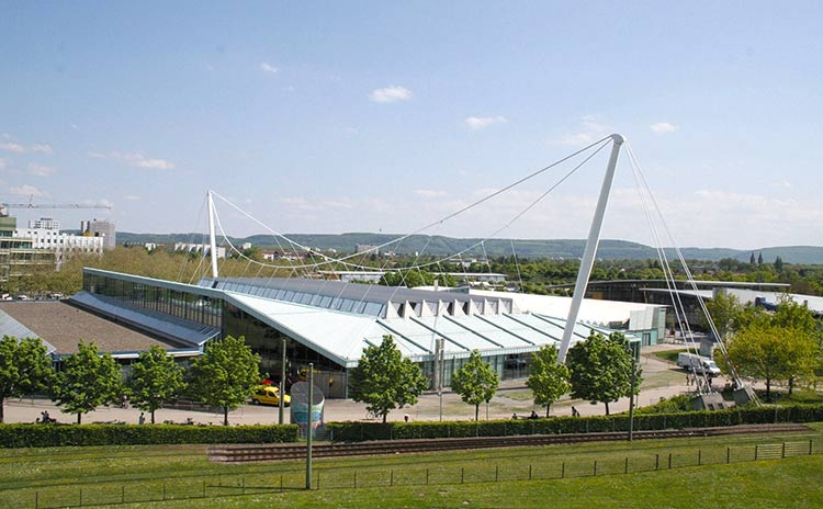 Bevenue Beratungsprojekt Karlsruhe - Europahalle