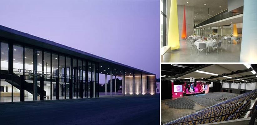 Bevenue Beratungsprojekt Ravensburg Oberschwabenhalle