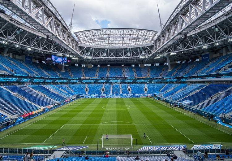 Bevenue Beratungsprojekt ZENIT-Arena Sankt Petersburg