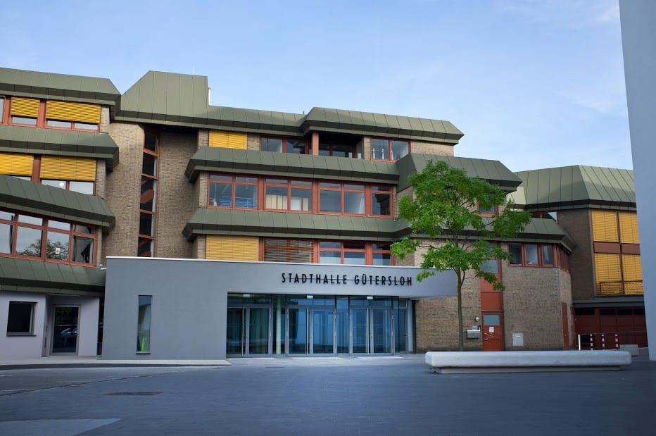Bevenue Beratungsprojekt Stadthalle Gütersloh