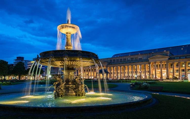 Bevenue Beratungsprojekt Stuttgart - Potenzialstudie Tagungs- und Kongressmarkt
