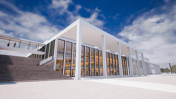 Bevenue Beratungsprojekt Wiesbaden - Rhein-Main-Hallen