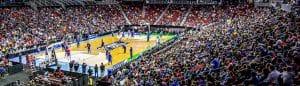 Bevenue-Beratung Arena Basketball