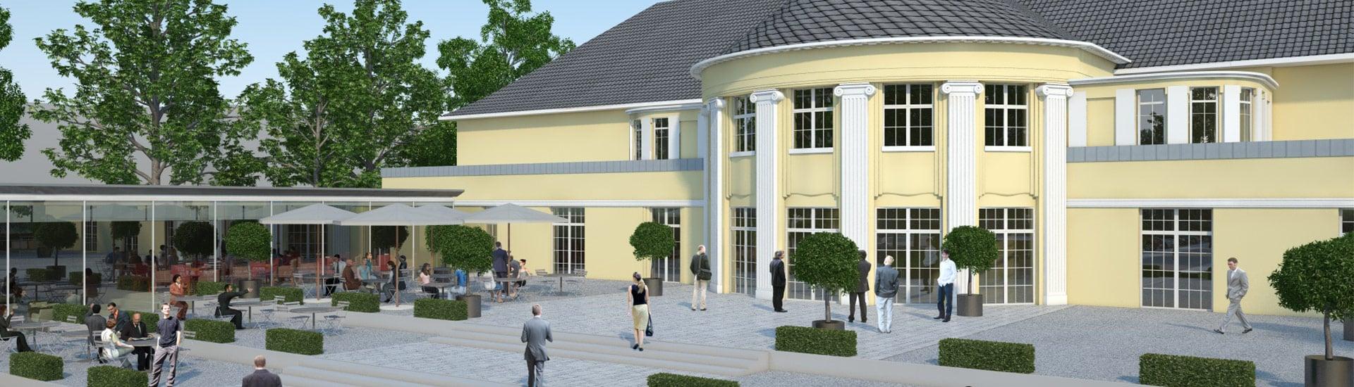 Stadthalle Bocholt Brauhaus
